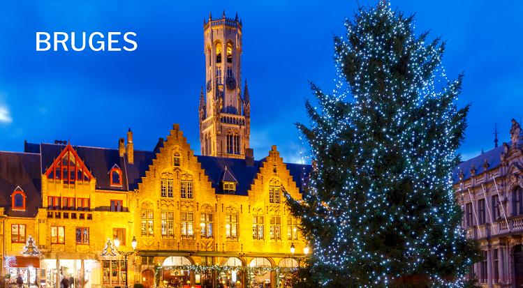 Bruges - Private Travel E-shot