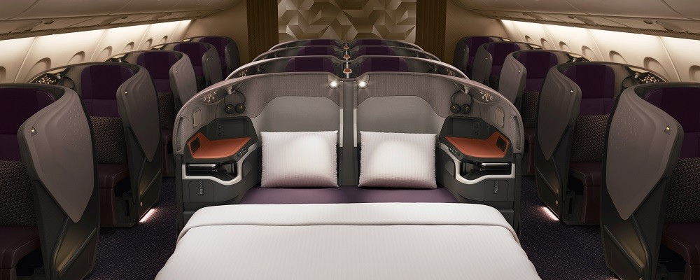 Singapore Airlines Business Class_03