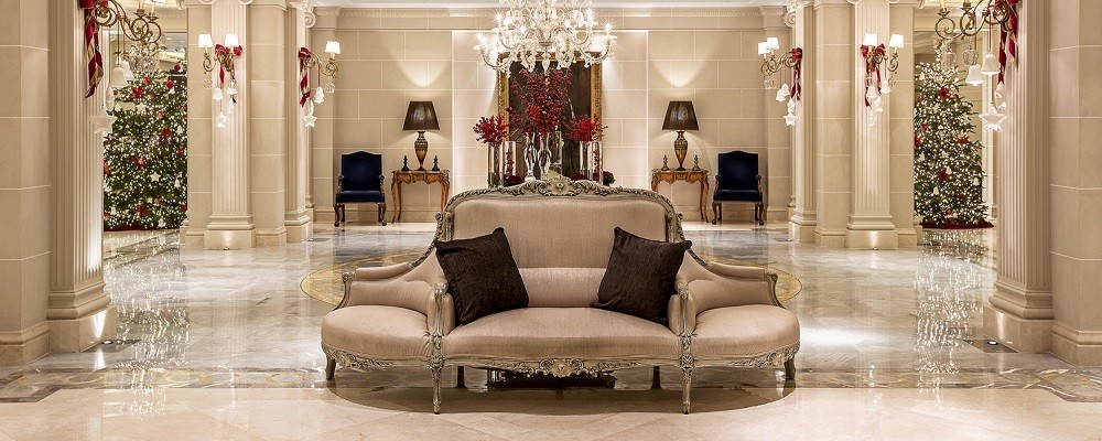 Luxury Collection Hotels in Athens - Festive Celebration offers