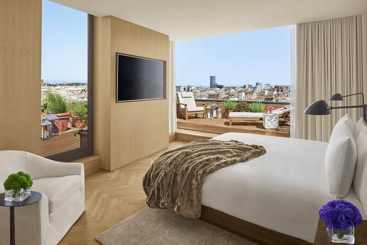 Barcelona Penthouse Bedroom & Views.png